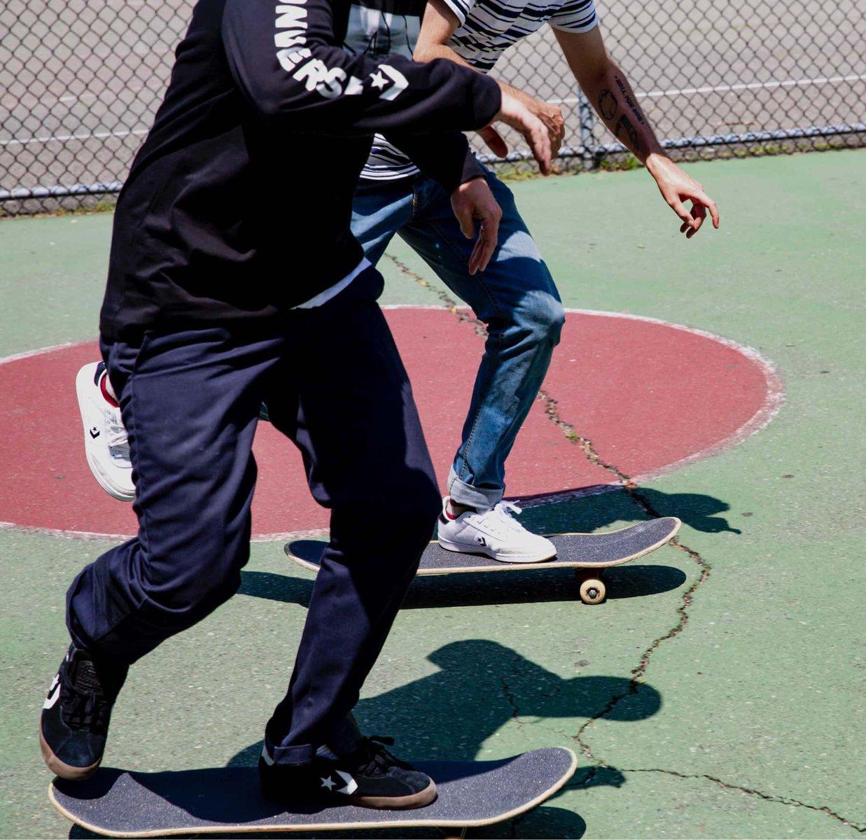 converse skate team france